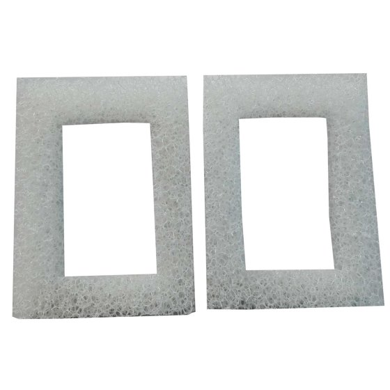 Foam filter for drinking fountains OASIS AURA 2-pack