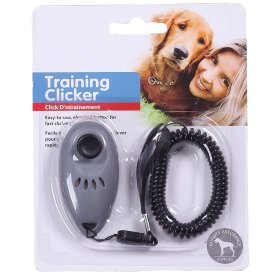 Clicker Training Dog Training Clicker Dogs & Cats met draagriem