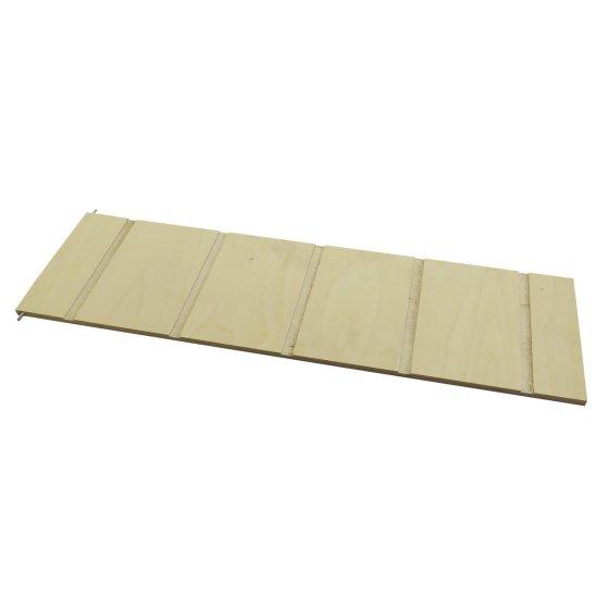 houten vloer geschikt voor knaagdierkooien san marino 100, 120 en