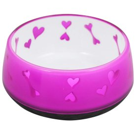 Dog Love Bowl Hundenapf 900 ml pink